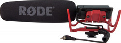 RODE VIDEO MIC-R DIRECTIONAL ON CAMERA MIC