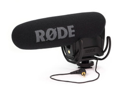 RODE Video Mic Pro-R Compact Directional On-camera Microphone