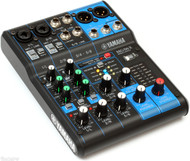Yamaha MG06x 6-Channel Mixing Console
