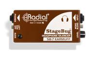 Radial StageBug™ SB-7 Earmuff Headphone Silencer