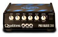 Quilter Pro Block 200 Guitar Head