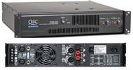 QSC RMX850A Power Amplifier (430 Watts)
