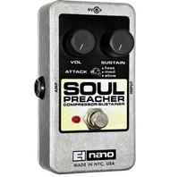 Electro Harmonix Nano Soul Preacher Compression Pedal