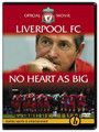 LIVERPOOL FC * NO HEART AS BIG * DVD