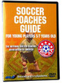 SOCCER COACHES GUIDE PART 1 DVD * FOR YOUNG PLAYERS 5-7 YEARS OLD