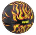 FLAMES PRACTICE SOCCER BALLS