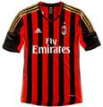 AC Milan 2013 2014 Home Adult M Jersey