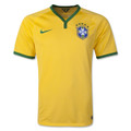 Brasil Brazil 2014 World Cup Size Adult L Home Jersey