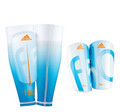 F50 Pro Lite Adult M Shin Guards With Matching Shin Guard Sleeves