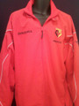WATFORD CLASSIC RED ADULT XL WARM UP JACKET COAT