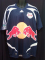 New York Red Bulls 2008 2009 Navy Adult XL Away Jersey