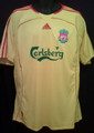 Liverpool Classic 2006 2007 XL Away Jersey