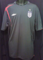 England 2005 2007 Rare Classic Charcoal Goalkeeper Jersey