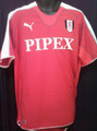 Fulham Classic 2005 2006 Away Adult XXL Jersey