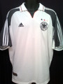 Germany Vintage 2000 2001 Home Jersey Size XL