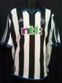 Newcastle United Classic 2000 2001 Home XXL Jersey