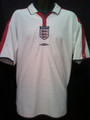 England Vintage 2003 2005 Reversible Home XXL Jersey