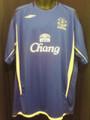 Everton Vintage XXXL Training Pregame Jersey