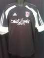 Fulham Vintage 2002 2003 Away Adult XXL Jersey