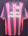 SK Rapid Wien Vintage 2004 2006 Away XL Jersey