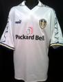 Leeds United Vintage 1998 2000 Away XL Jersey