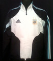 ARGENTINA CLASSIC YOUTH LARGE WARM UP JACKET
