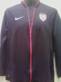 USA Womens 2011 2012 World Cup Black Size Adult L Away Jersey