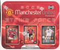 PACK OF 2003 MANCHESTER UNITED STRIKE FORCE CARDS