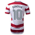 DONOVAN USA 2012 2013 HOME PLAYER EDITION JERSEYS