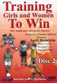 TRAINING GIRLS AND WOMEN TO WIN DISC 2 TRAINING DVD
