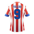 Falcao Atletico Madrid 2012 2013 Home Jerseys