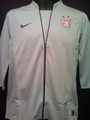 Hope Solo Style USA Womens 2011 2012 World Cup Gray Three Quarter Sleeve Size Adult M Jersey