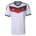 GERMANY 2014 WORLD CUP ADULT SMALL ADIZERO ULTRA LIGHT AUTHENTIC AS WORN BY THE PROS PLAYER EDITION HOME JERSEY