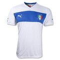 Italy Italia Euro 2012 Size Adult S Away Jersey