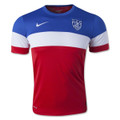 USA 2014 WORLD CUP AWAY PLAYER EDITION JERSEY