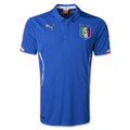 Italy Italia 2014 World Cup Royal Home Jerseys
