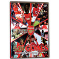ARSENAL 501 GOALS 3 HOUR DVD