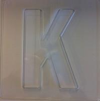 Jumbo Letter Mould K