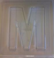 Jumbo Letter Mould M