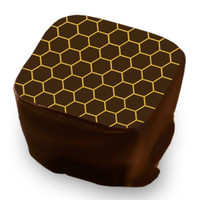 Transfer Sheet Honeycomb - Gold