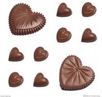 Small Hearts & Heart Box Mould - AA