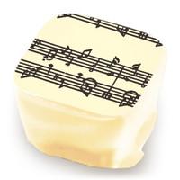Transfer Sheet Musical Notes