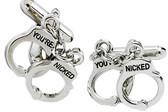Handcuffs Novelty cufflinks