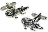 Alligator Animal cufflinks
