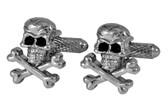 Skull Novelty Cufflinks