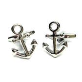 Ship's Anchor Cufflinks