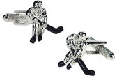 Hockey Sport cufflinks