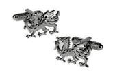 Welsh Dragon Cufflinks