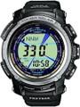 Casio Men's Watch PRW-2000-1ER Radio Controlled Pro-Trek Altimeter Compass Bar