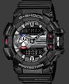 Casio Men's Watch G Shock GBA-400-1AER Bluetooth Smart Phone Music Controll